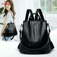 Tas Ransel Wanita / Tas Ransel Backpack Multifungsi Wanita KPop K-Pop