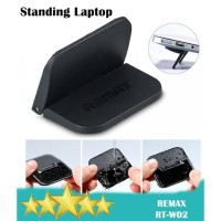 Remax RT-W02 Laptop Cooling Pad Stand Notebook - Standing Laptop