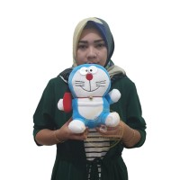 boneka doraemon pensil / pencil 20cm