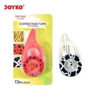 Correction Tape / Tip-Ex Kertas Joyko CT-545 / 13 meter
