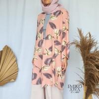 Atasan Wanita Outer GianaPeach - Emikoawa Cardigan Outerwear Premium