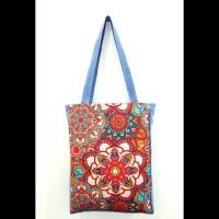 tas wanita kekinian | tote bag unik | tote bag kanvas printing