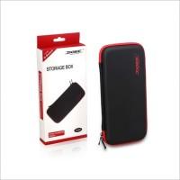 NINTENDO SWITCH DOBE STORAGE BOX (BLACK LIST RED) POUCH TNS858