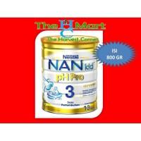 Nestle Nan PHPRO 3 Susu NAN PH Pro 3 Untuk Usia 1-3tahun Kaleng 800gr