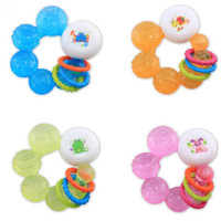 Teether Rattle Caterpillars Lusty Bunny DT8021 Kebonsari