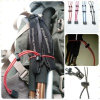 tali pengikat elastis outdoor rope reflective for matras trekking pole