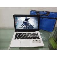 Laptop Asus A455L Core I5 Gen5 Ram 4GB HDD 500GB NVIDIA 930M Murah