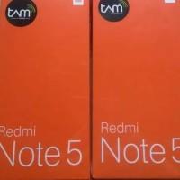Xiaomi Redmi Note 5 Ram 3 Rom 32 Gb Garansi Resmi Tam - Emas
