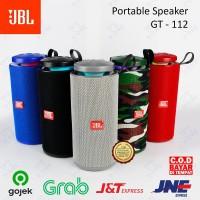 Speaker Bluetooth Mini Portable JBL GT112 spiker JBL GT 112