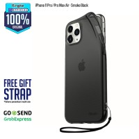 Rearth Ringke iPhone 11 Pro Air - Smoke Black