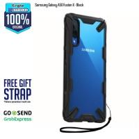 Case Samsung Galaxy A50 FUSION X Original REARTH RINGKE - Black