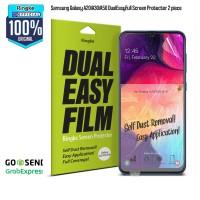 Screen Protector Samsung A50 A30 A20 DUAL EASY FILM Original RINGKE