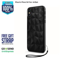 Rearth iPhone X Air Prism - Ink Black