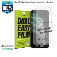Ringke iPhone 11 Pro Max / Xs Max DualEasyFull Screen Protector 2 pcs