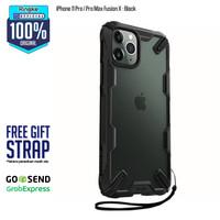 Rearth Ringke iPhone 11 Pro Max Fusion X - Black