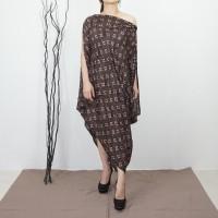 Batik wanita modern dress batik sabrina - Sabrina 01