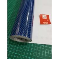 Stiker - Sticker Karbon 5D - Skotlet Maxdecal Carbon 5D - Black Blue