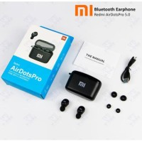Earphone Bluetooth Xiaomi Redmi J04 TWS Wireless Airdots Pro