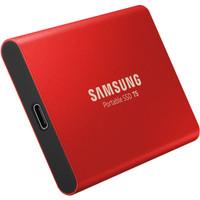 Samsung External SSD / Portable SSD T5 1TB - Baru - Garansi 3 Tahun