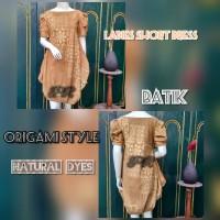 Dress Batik Origami
