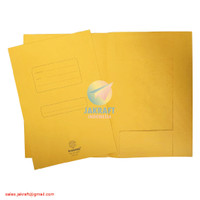 Stof Stop Map Stofmap Stopmap DIAMOND 5002 Kuning Folio Bufalo Buffalo