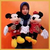 Terbaru Boneka Minnie Mouse Lucu Boneka Mickey Mouse