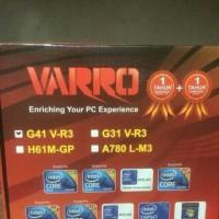 MOTHERBOARD VARRO G41 LGA 775