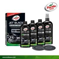 READY Turtle Wax JET BLACK Black Box Finish Kit T3KT detaili
