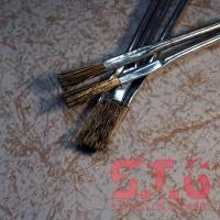 Sikat Kawat Wire Brush Kecil Model Kuas Kuningan