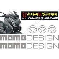sticker motor stiker motor nmax momo design
