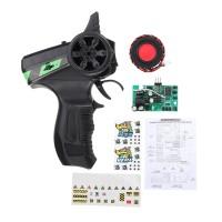 1 Set Sistem Suara Mesin Upgraded untuk Mobil RC wpl c34 mn90 JJRC q65