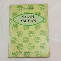 Novel Abdoel Moeis Salah Asuhan 1979