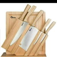 Oxone Wooden Knife Set OX- 95