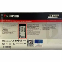 "SSD KINGSTON V400 120GB SATA3 SOLID STATE DISK ORIGINAL BARU SSD 2.5"""