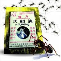Racun Semut Ampuh membasmi sampai ke koloni Ratu Semut Tanpa Umpan