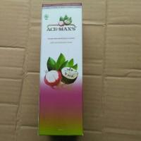 minuman ekstrak jus manggis+sirsak Acemaxs