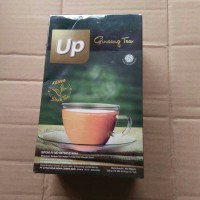 UP tea #Teh hitam ginseng CNI