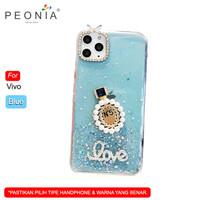 Peonia Vivo Y17 Y15 Y12 Soft Case Casing Parfum N5