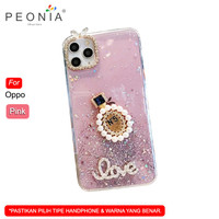 Peonia Oppo A37 A37f , Neo 9 Soft Case Casing Parfum N5