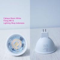 Lampu bohlam halogen led 6W sorot spotlight warm white mr16 / G4 G5.3
