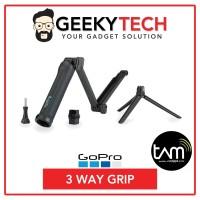 GoPro 3-Way Grip - Garansi RESMI