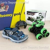 Sandal Gunung Anak Homyped Pandawa 01 Berhadiah Mobil Cakra 2020 -Biru