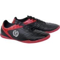 Soccer Kulit asli / Sepatu Futsal Pria DZ.3 Hitam / Olahraga Sepkbola