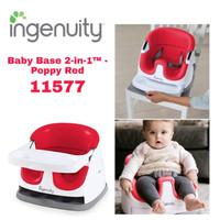 Ingenuity Baby Base 2 in 1 Booster Seat KURSI MAKAN BAYI