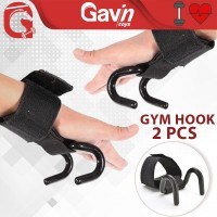 Gym Hook Wristband Strap Lifting Claw 1 Set Gymhook Wrist Protector