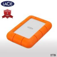 LaCie Rugged Mini Hardisk Eksternal 2TB USB3.0
