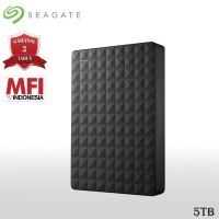 Seagate Expansion Hardisk Eksternal 5TB USB3.0 - Hitam