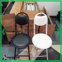 Kursi Lipat Folding Chair Sholat Travel Portable