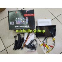Double din Android Skeleton SKT-8189 7''inch mobil all new avanza
