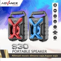 Speaker advance S30 bluetooth